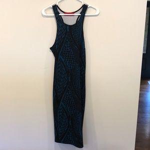 Akira Midi Bodycon Dress